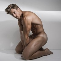 MASCULINE DOSAGE: CALUM WINSOR BY RICK DAY